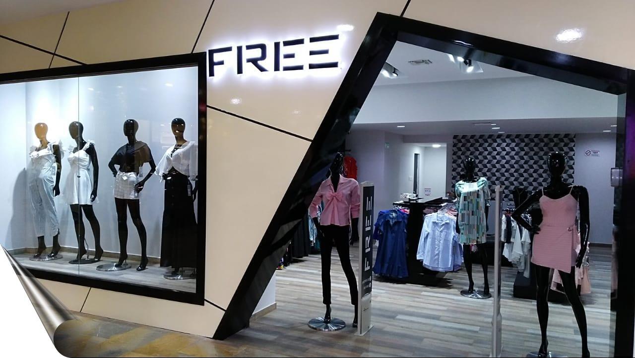 Tienda Free