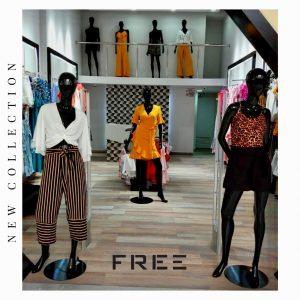 Tienda Free 3