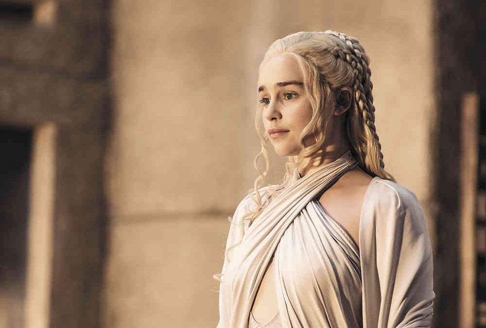 Los vestidos más bellos de Game of Thrones