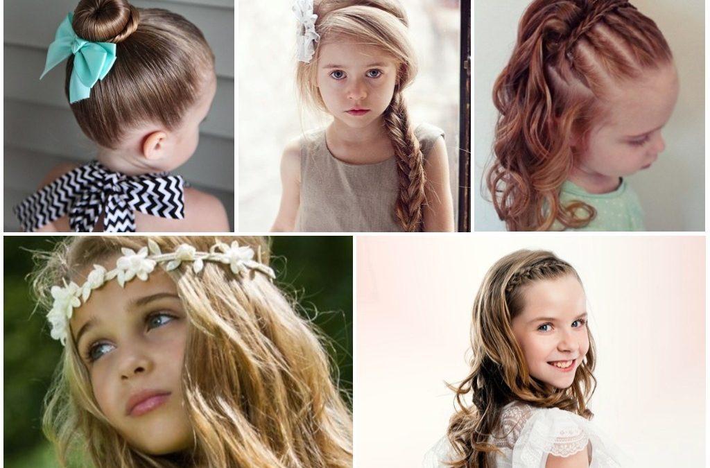 +70 Peinados para Niñas hermosos, fáciles y rápidos de hacer (2019)